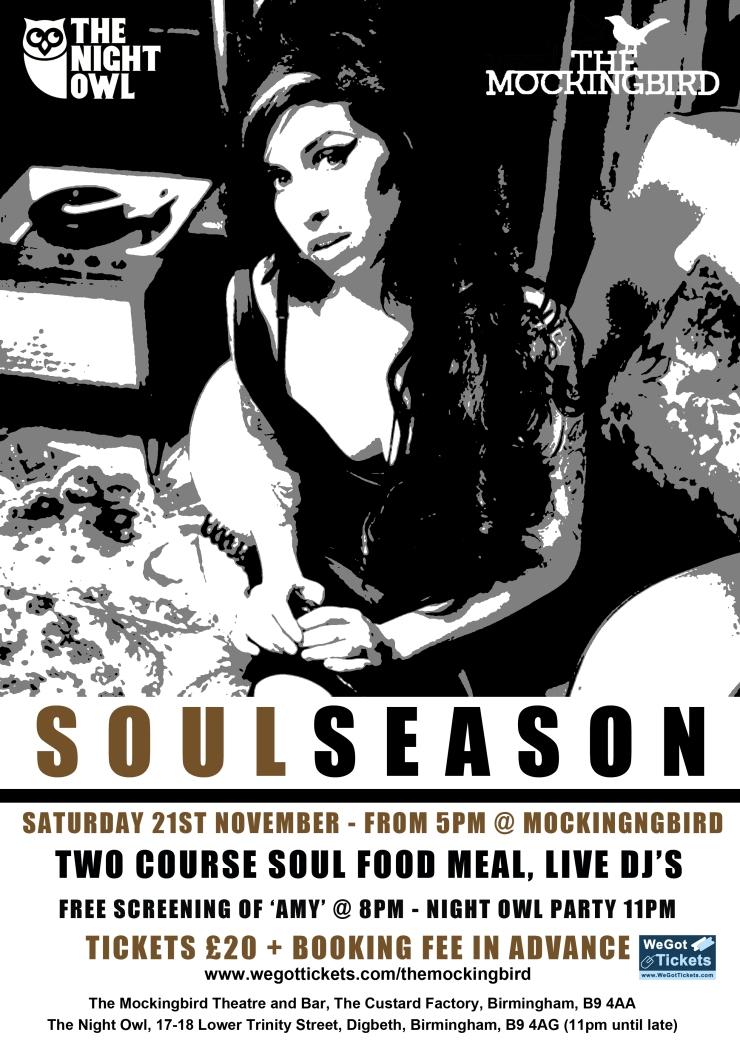 amy soul season