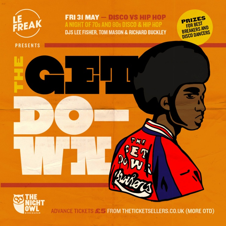 THE GET DOWN INSTA